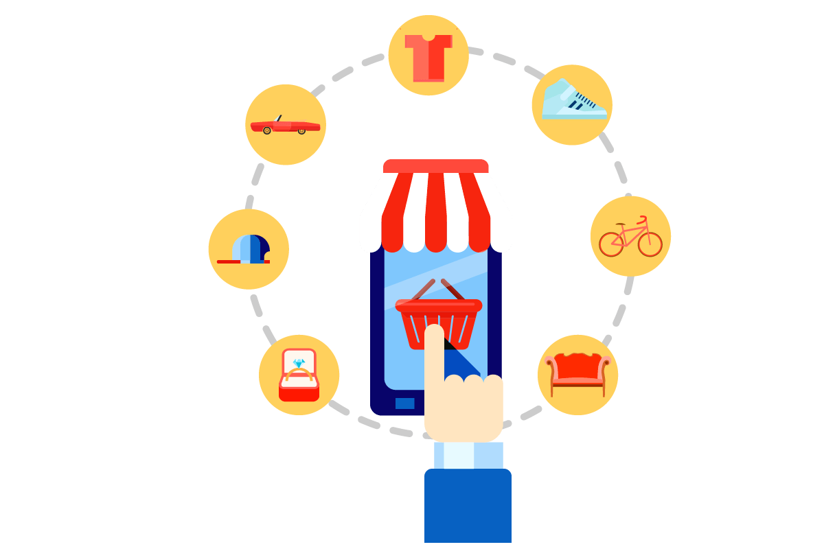 Ecommerce industry solutions, ecommerce web solutions, ecommerce mobile app solution, Fashion